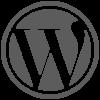 Wordpress Web Site Design Icon