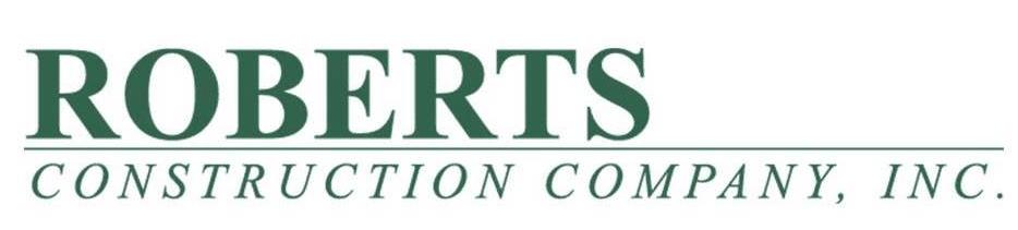 Roberts Construction Company logo
